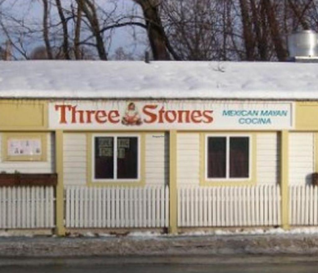 Three Stones Brattleboro Vermont Restaurant Happycow