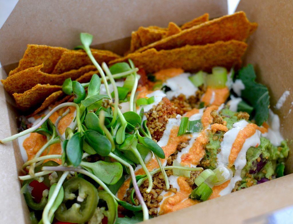 Closed Live Organic Food Bar Liberty Village Toronto Ontario