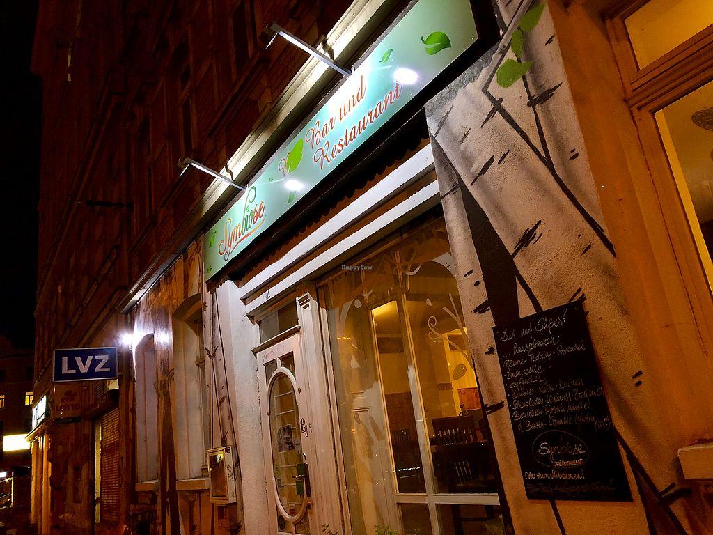 Symbiose Leipzig Restaurant Happycow