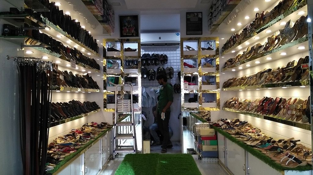 Senso Vegetarian Shoes - Mumbai Veg