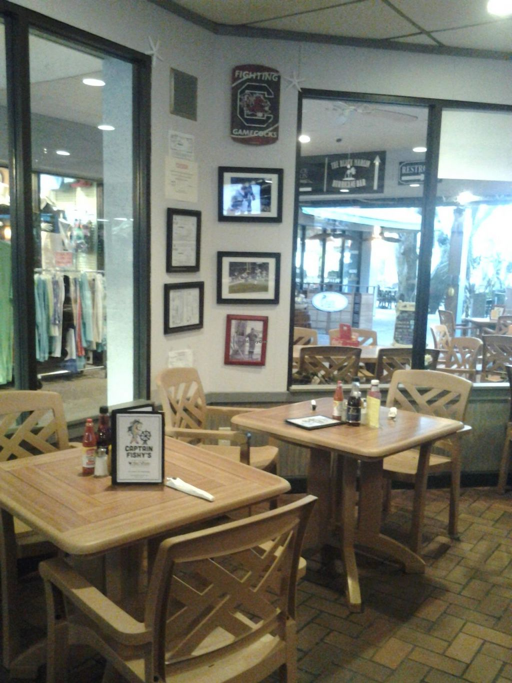 Water View And Entertainment Available At Urban Vegan Cafe In