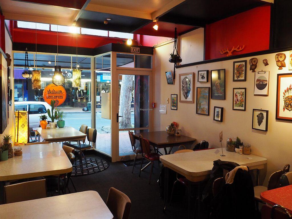Modaks Espresso Dunedin Restaurant Happycow