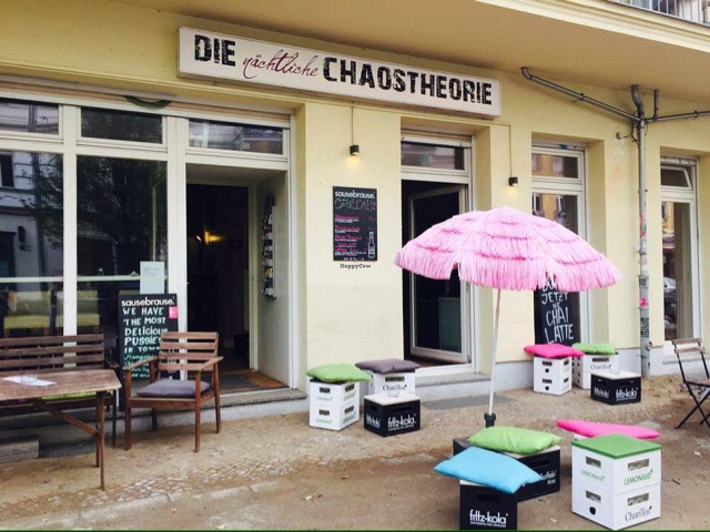 CLOSED: Chaostheorie - Berlin Restaurant - HappyCow