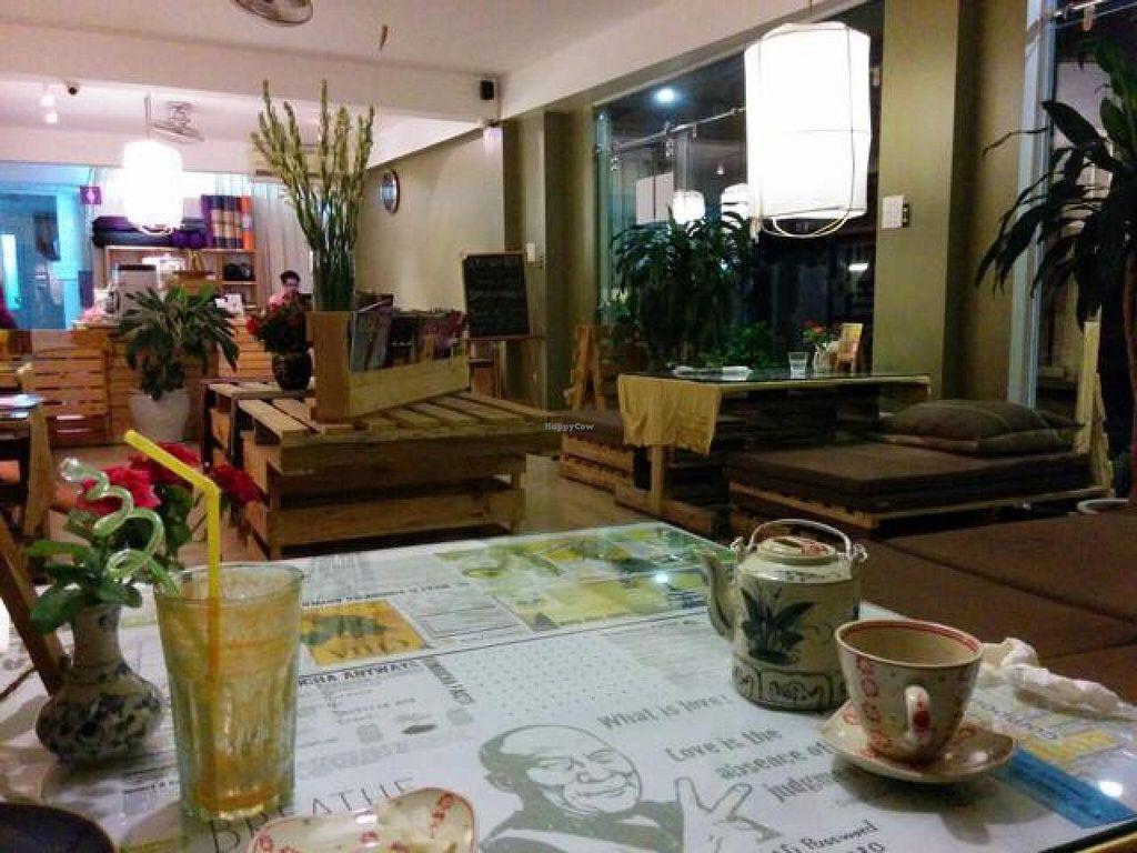 Zenith Yoga Cafe - Hanoi Restaurant - HappyCow