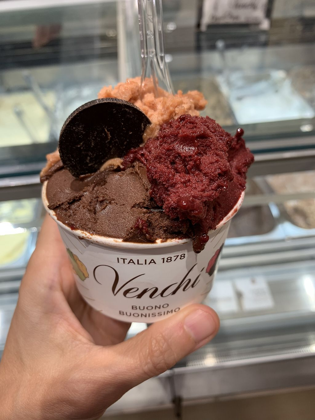 Venchi - Venice Ice Cream - HappyCow