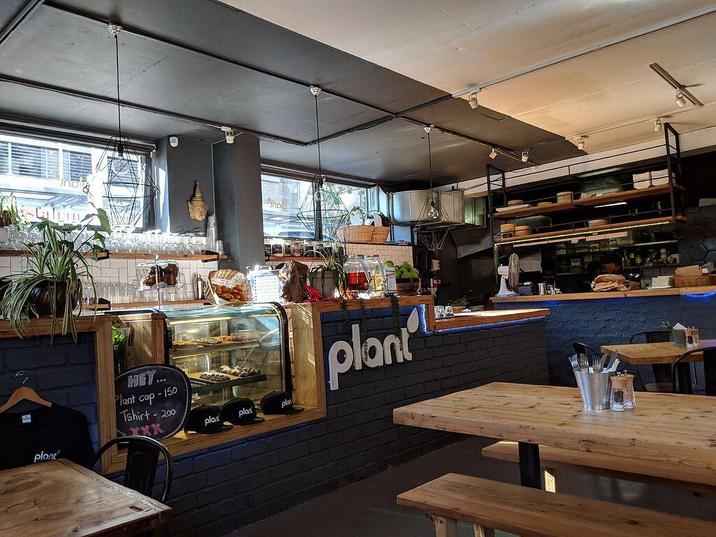 Plant - Cape Town Restaurant - HappyCow