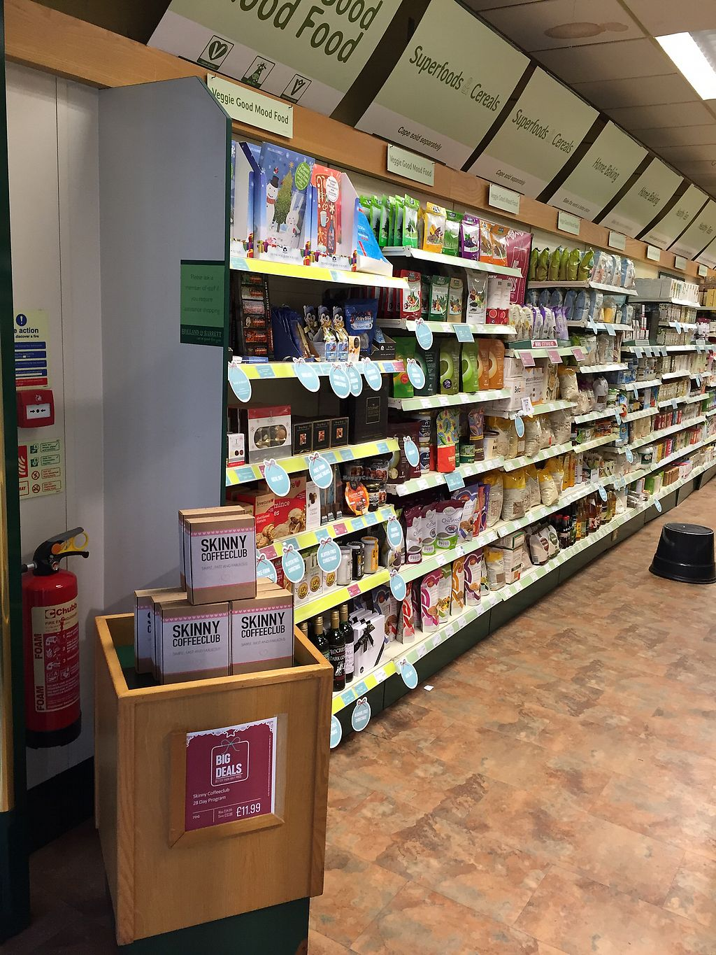 Holland and Barrett - Dundee Health Store - HappyCow