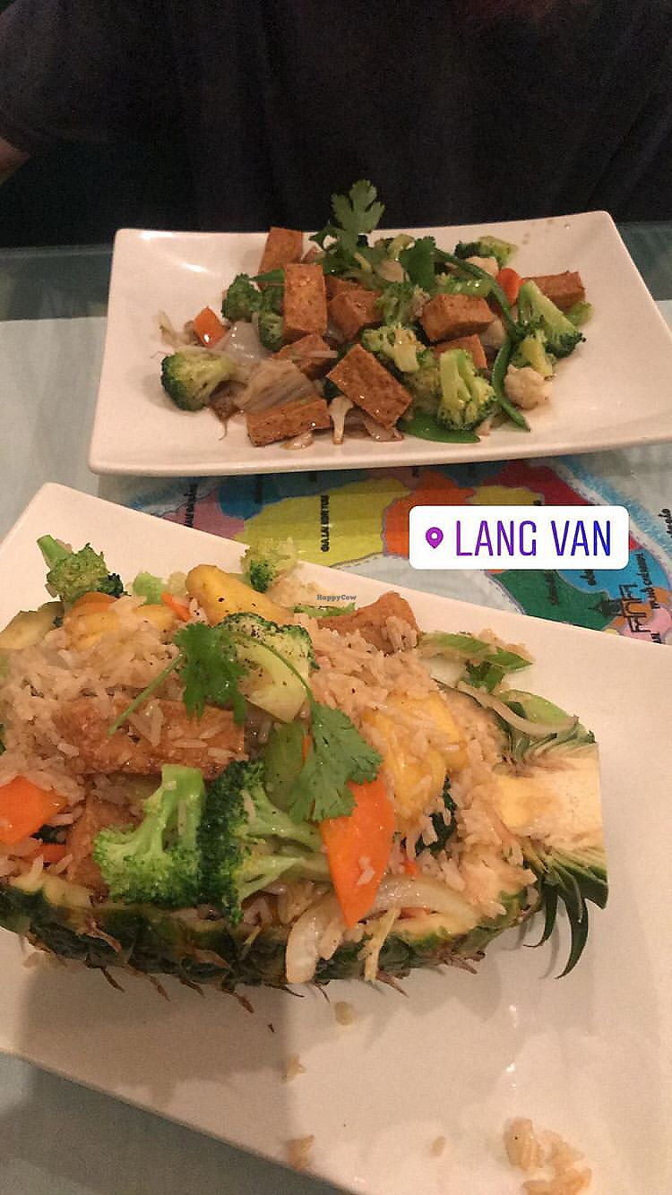 Lang Van - Charlotte North Carolina Restaurant - HappyCow