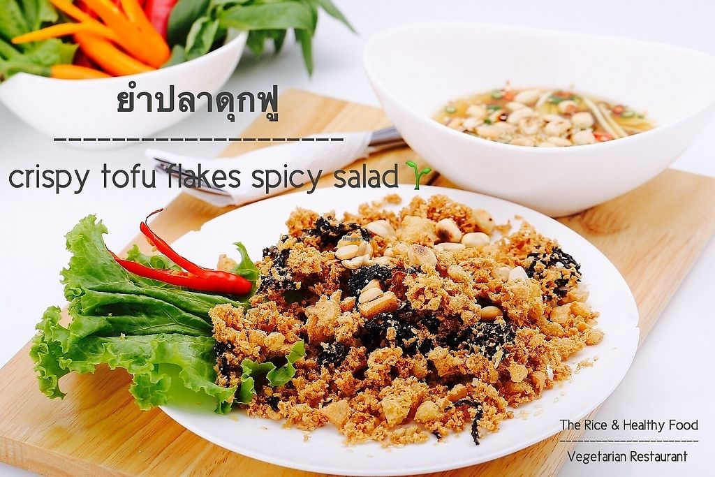 The Rice and Healthy Food - Bangkok Restaurant - HappyCow