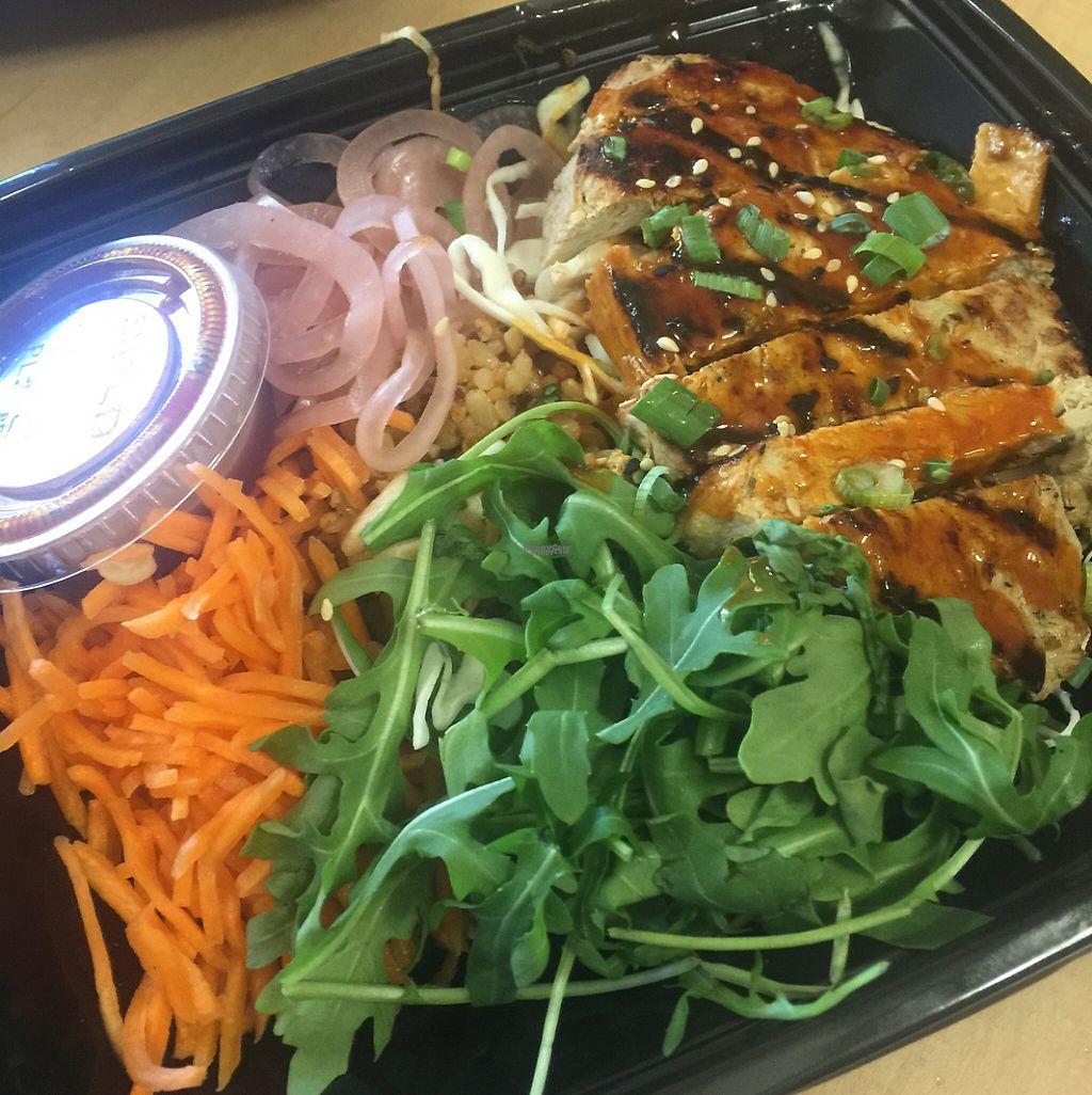 Veggie Grill Mountain View California Restaurant Happycow