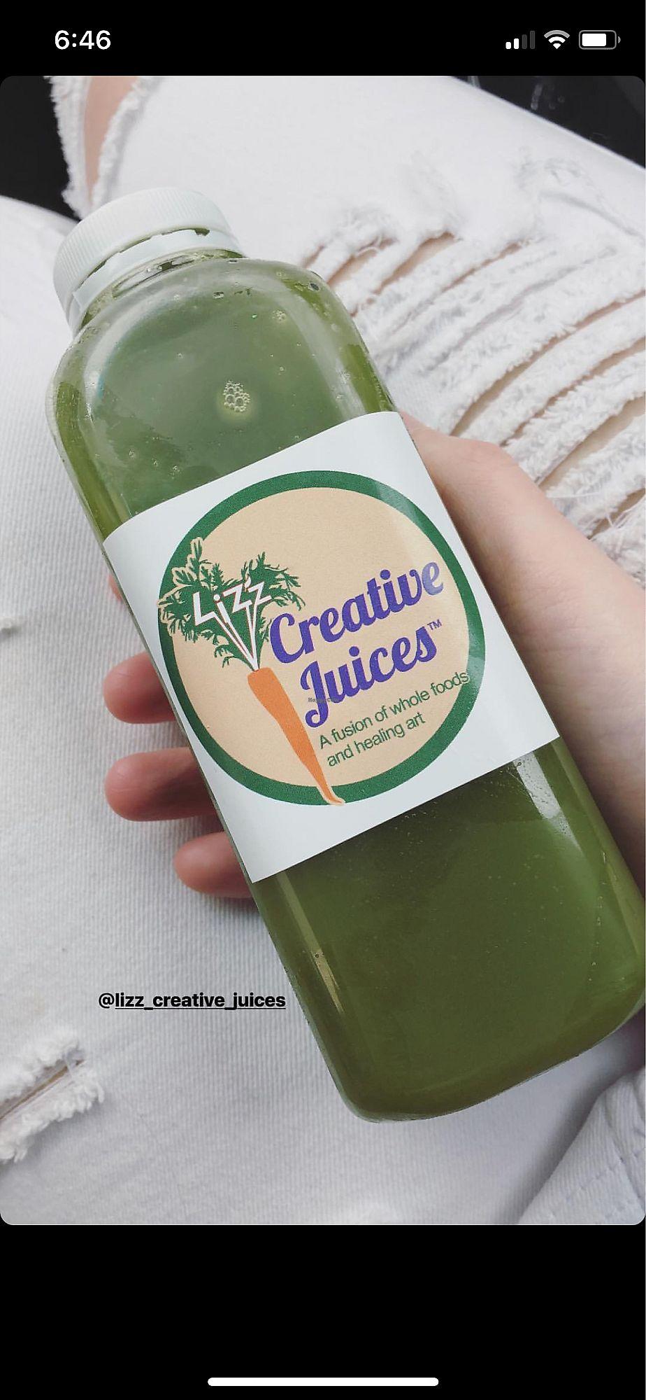 Liz'z Creative Juices - Fredericksburg Virginia Juice Bar - HappyCow