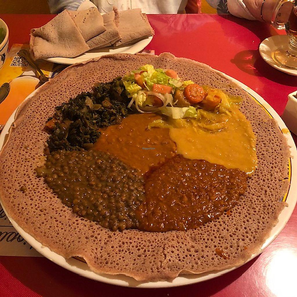 Abyssinia Restaurant Santa Rosa