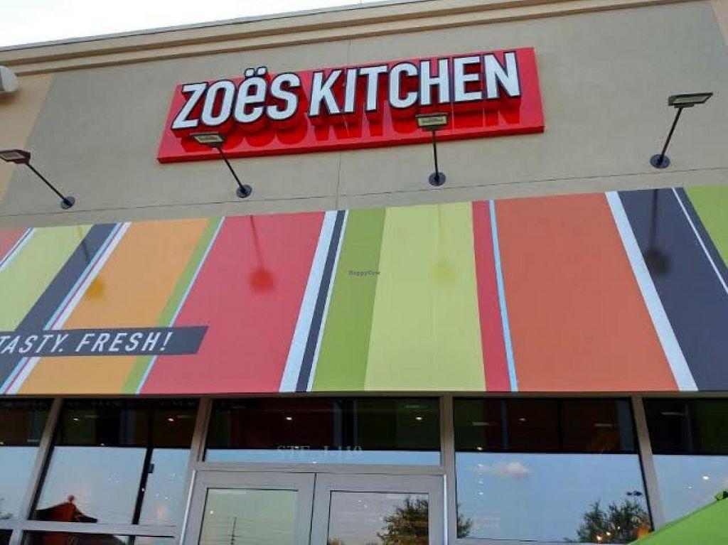 Zoes Kitchen Destin Florida Restaurant Happycow