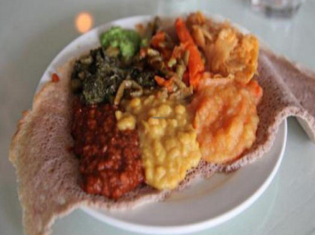 Rahel Ethiopian Vegan Cuisine - Los Angeles California Restaurant