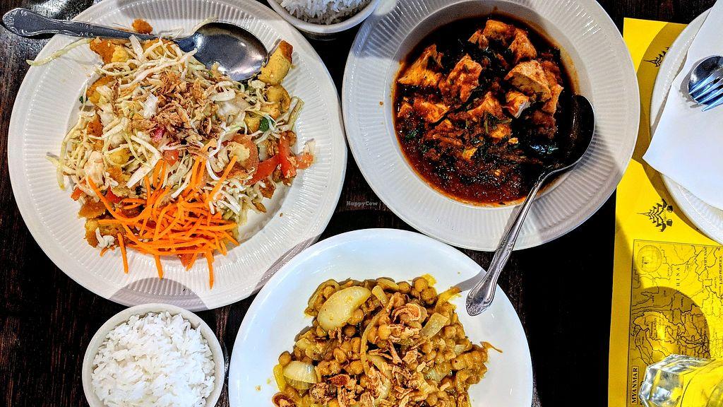 Mandalay Restaurant And Cafe Silver Spring Maryland