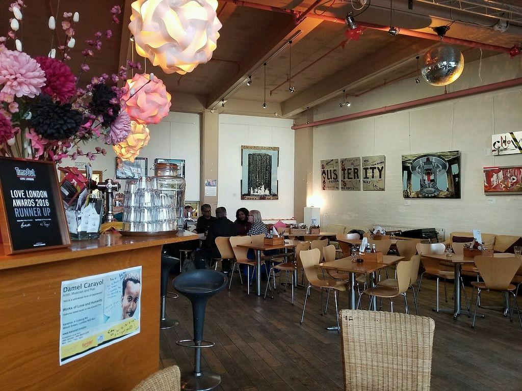 Karamel North London Restaurant Happycow
