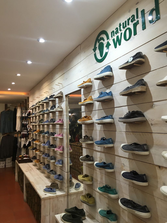 Sapato Verde - Lisbon Veg Store - HappyCow