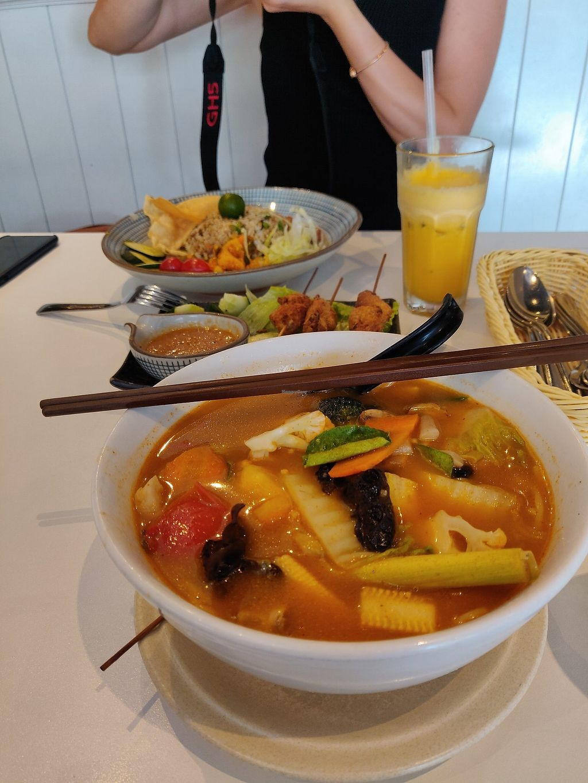 Beyond Veggie By Secret Recipe Penang Restaurant Happycow