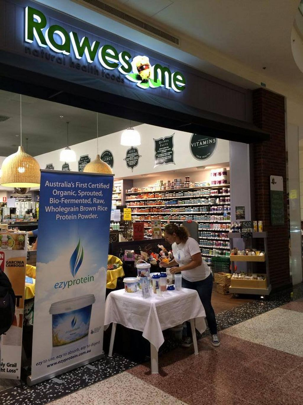 Rawesome - Hornsby New South Wales Health Store - HappyCow