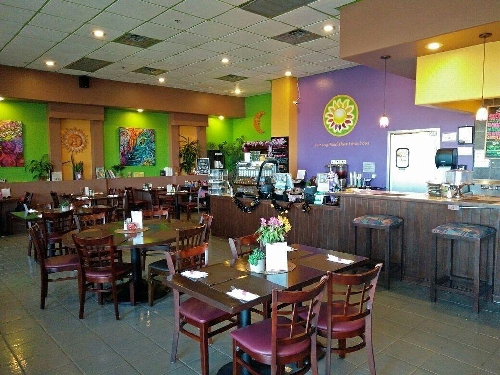 Violette's Vegan Organic Cafe and Juice Bar - Las Vegas Nevada