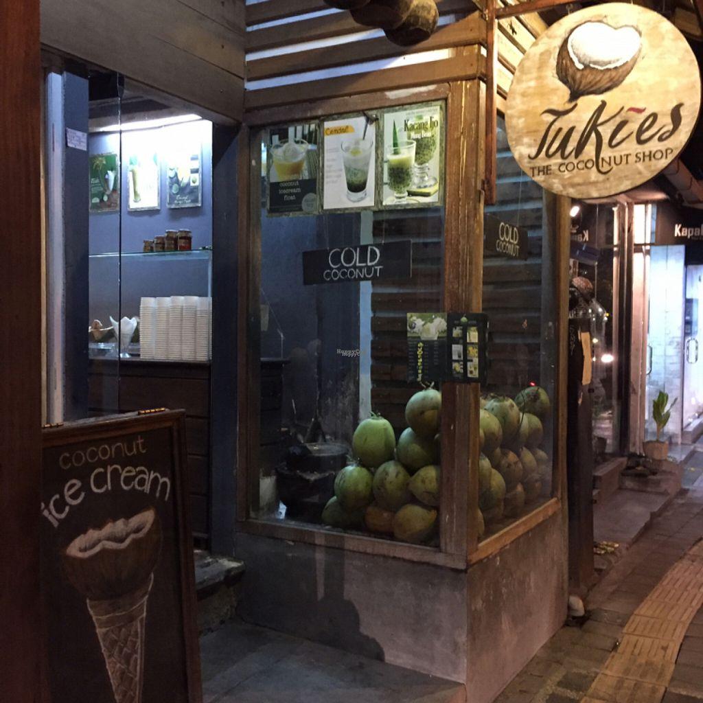 Tukies Cafe Market Rd Ubud Bali Restaurant Happycow