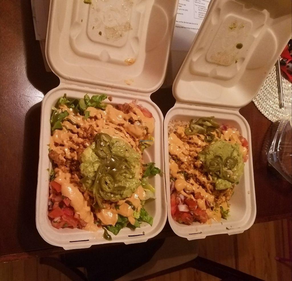 Cinco De Mayo Lunch At Gangster Vegan Organics In Norristown