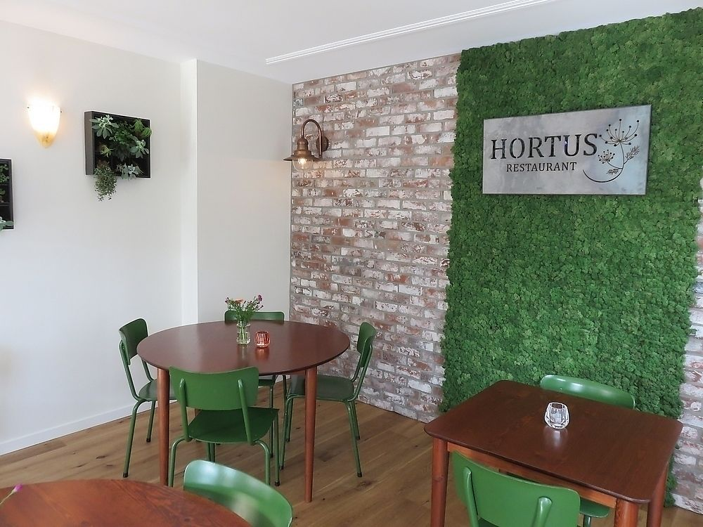 hortus - the hague restaurant - happycow