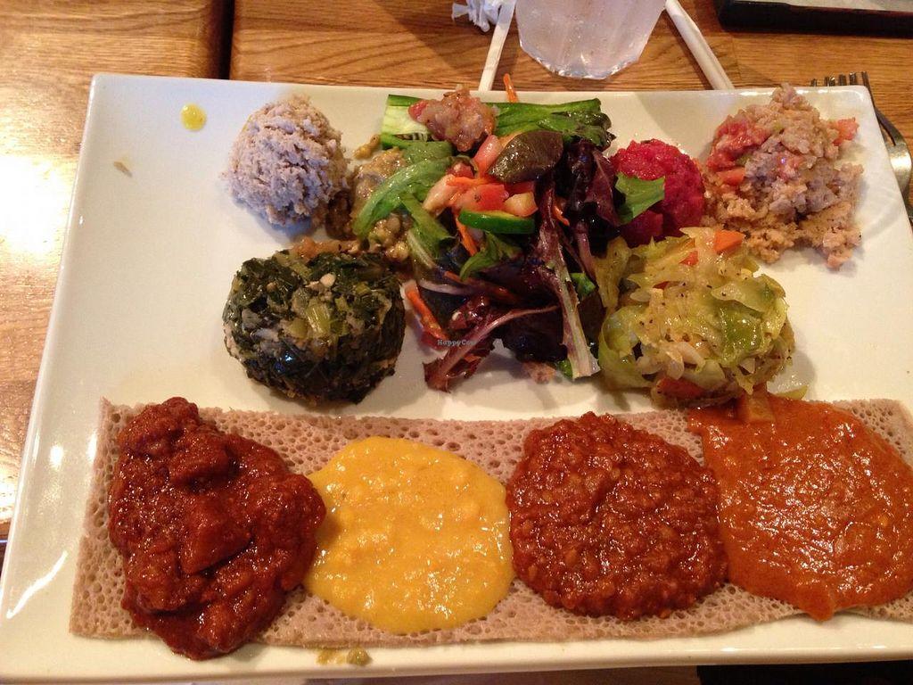 Desta Ethiopian Kitchen Briarcliff Atlanta Georgia Restaurant Happycow