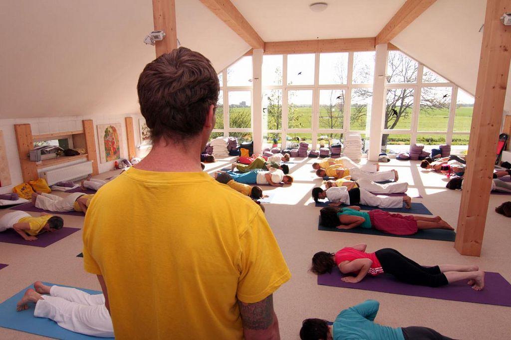 Yoga Vidya Wangerland B B Happycow