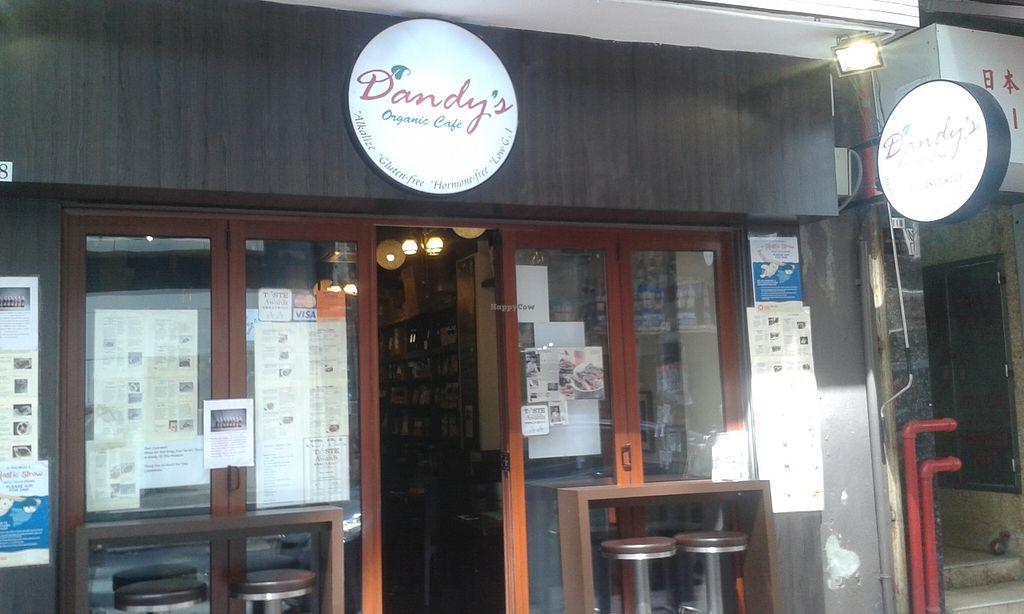 Dandy's Organic Cafe - Hong Kong Island Hong Kong Restaurant