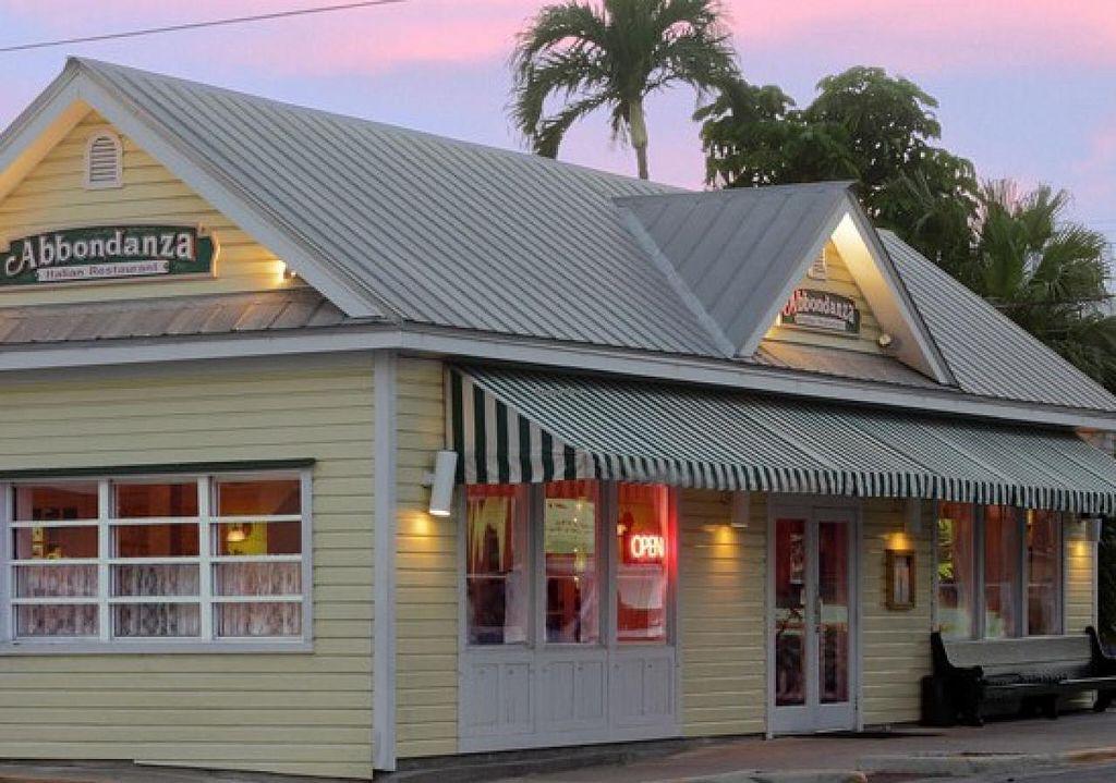 Abbondanza Italian Restaurant At In Key West