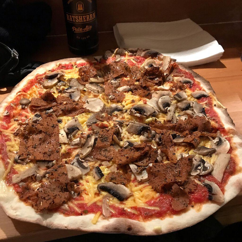 best pizza in hamburg