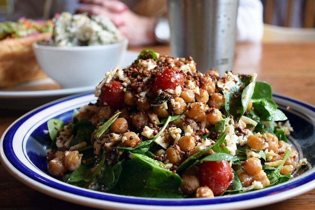 Chaco Canyon Organic Cafe - Greenwood - Seattle Washington