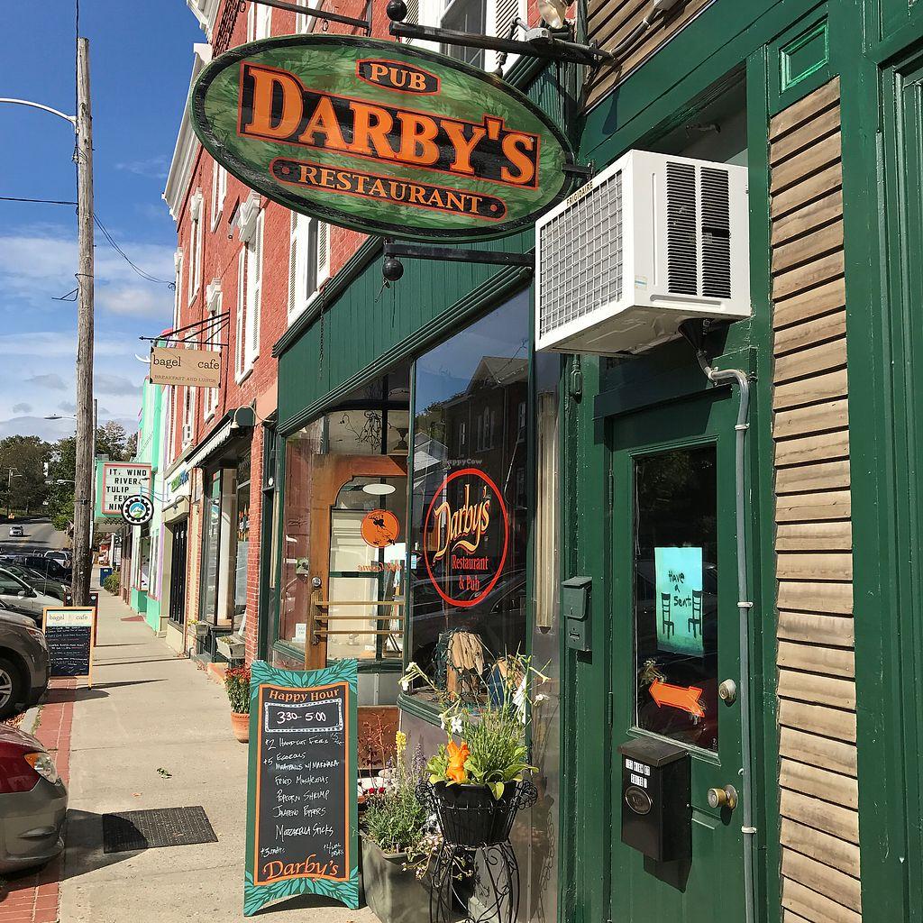 Darby S Restaurant And Pub Belfast Maine Restaurant Happycow