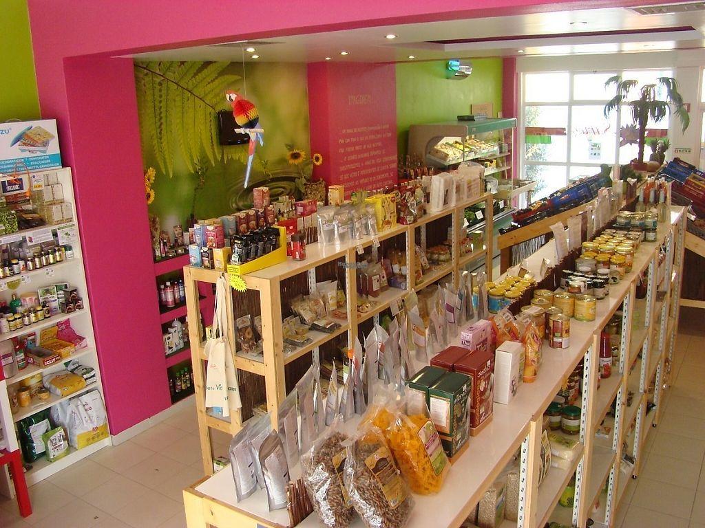 CLOSED: Saruga Mercearia Saudável - Faro Veg Store - HappyCow