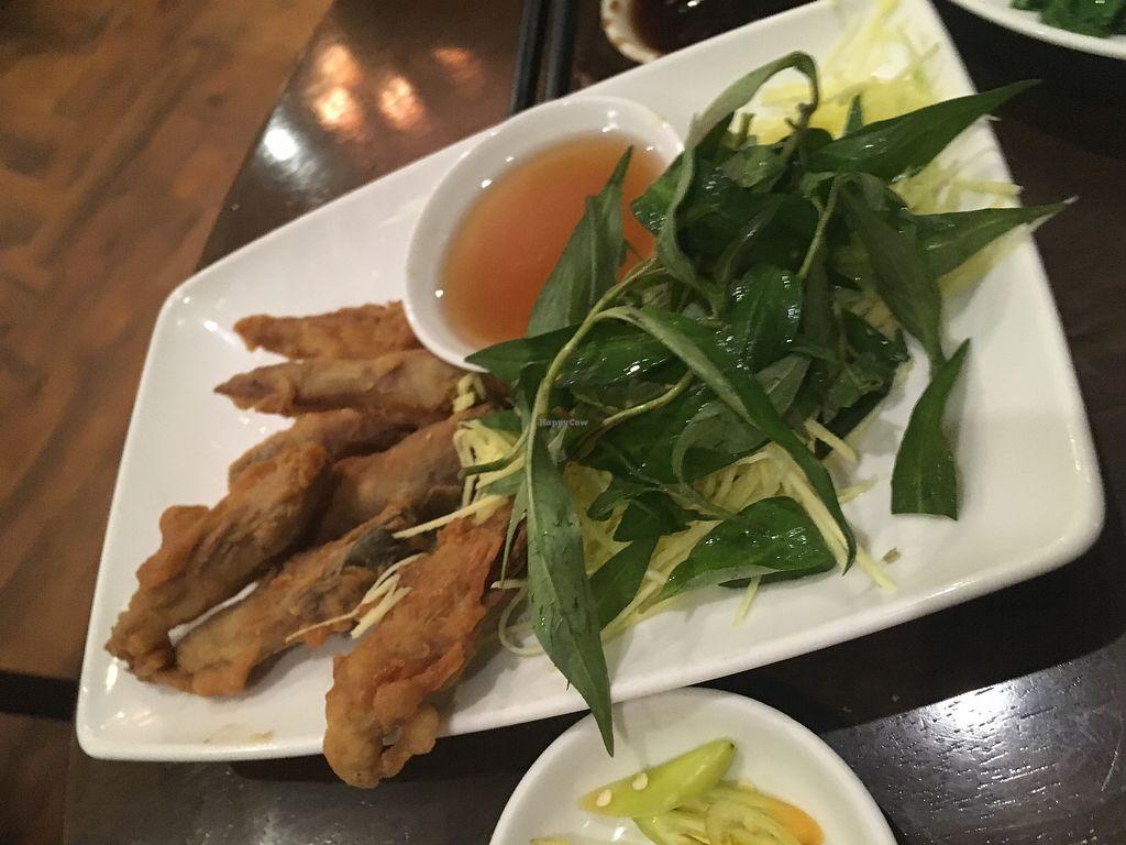 Bong Sung Vegetarian Food - District 1 - Ho Chi Minh City