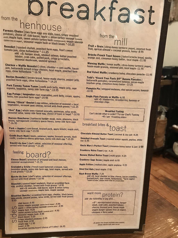 The Farmer's Daughter - North Easton Massachusetts Restaurant - HappyCow