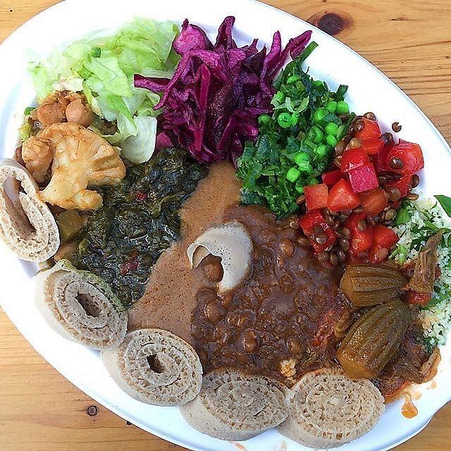 Ethiopiques South Bank East London Restaurant Happycow