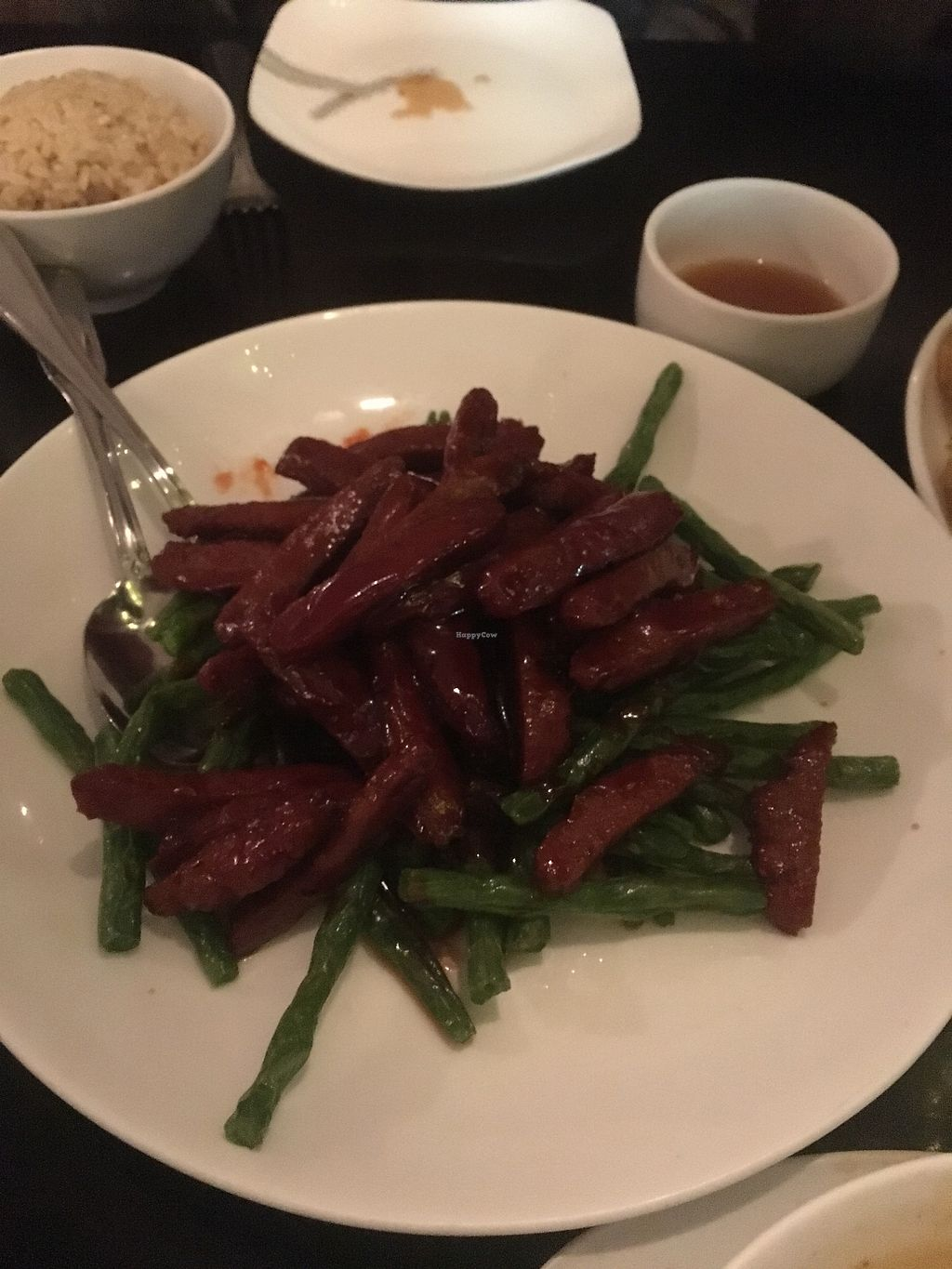 Spare Ribs At Zhu S Pan Asian Vegan Cuisine In Arlington