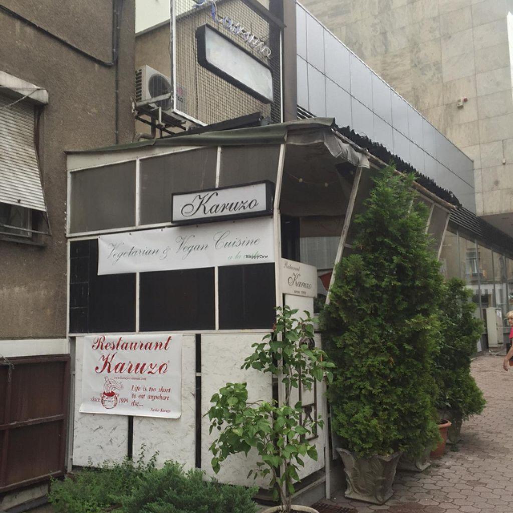 Karuzo Sarajevo Restaurant Happycow