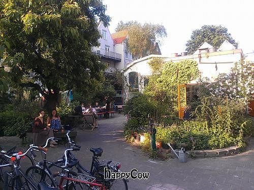 Joes Garage Amsterdam : Mkz amsterdam restaurant happycow