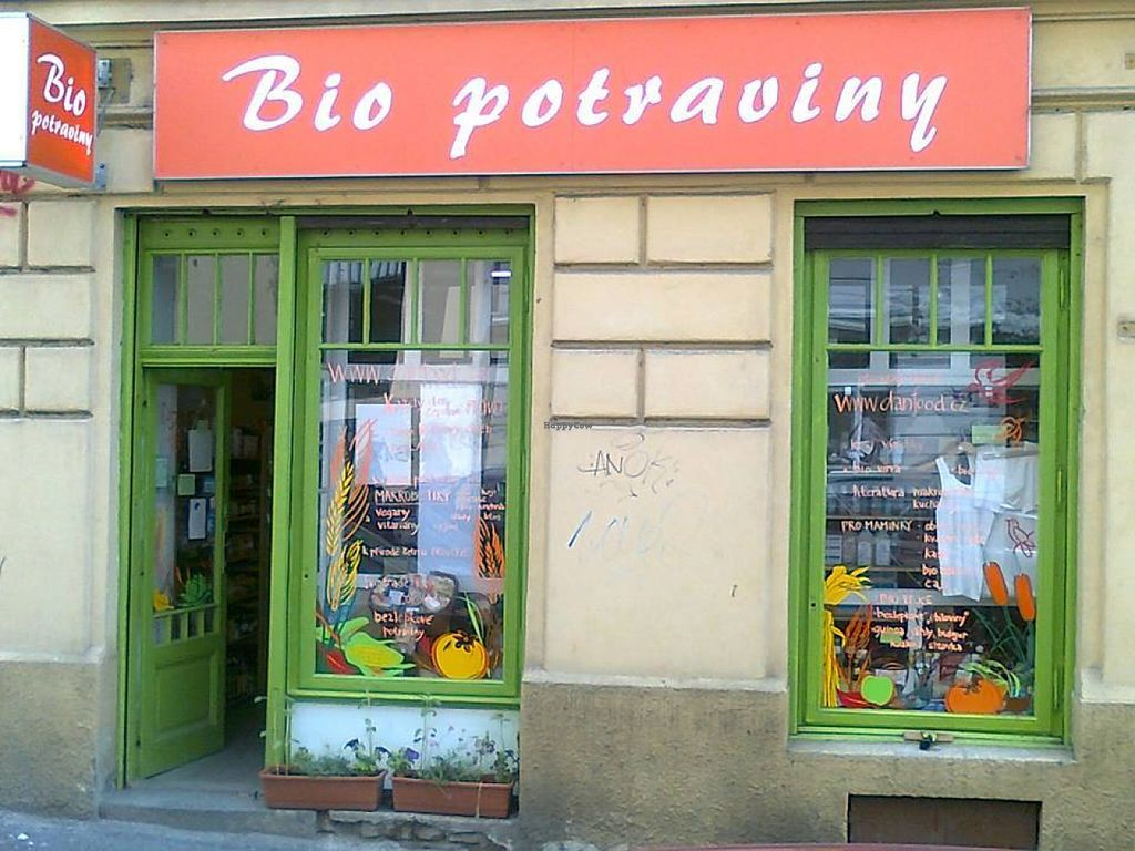health store Biopotraviny Danfood at Biopotraviny Danfood in Prague fd7add13fbc