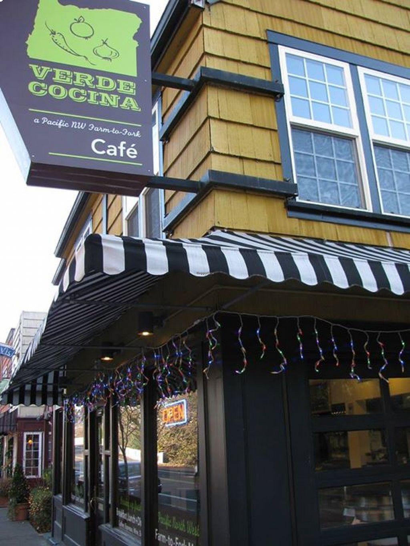 Verde Cocina Hillsdale Portland Oregon Restaurant Happycow