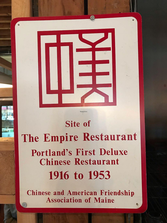 Empire Chinese Kitchen Portland Maine Restaurant Happycow