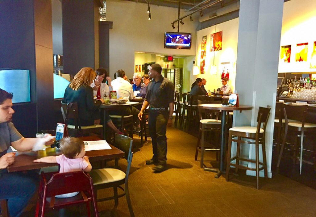 Bar Area At Paladar Latin Kitchen Rum In Woodmere
