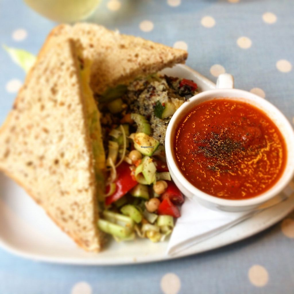 The Leaf Bean Skipton Restaurant Happycow
