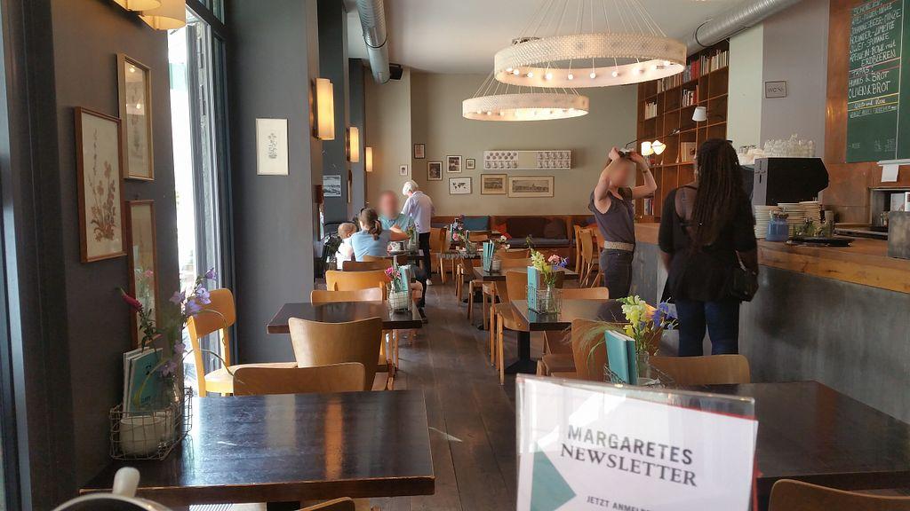 Margarete Frankfurt Restaurant Happycow
