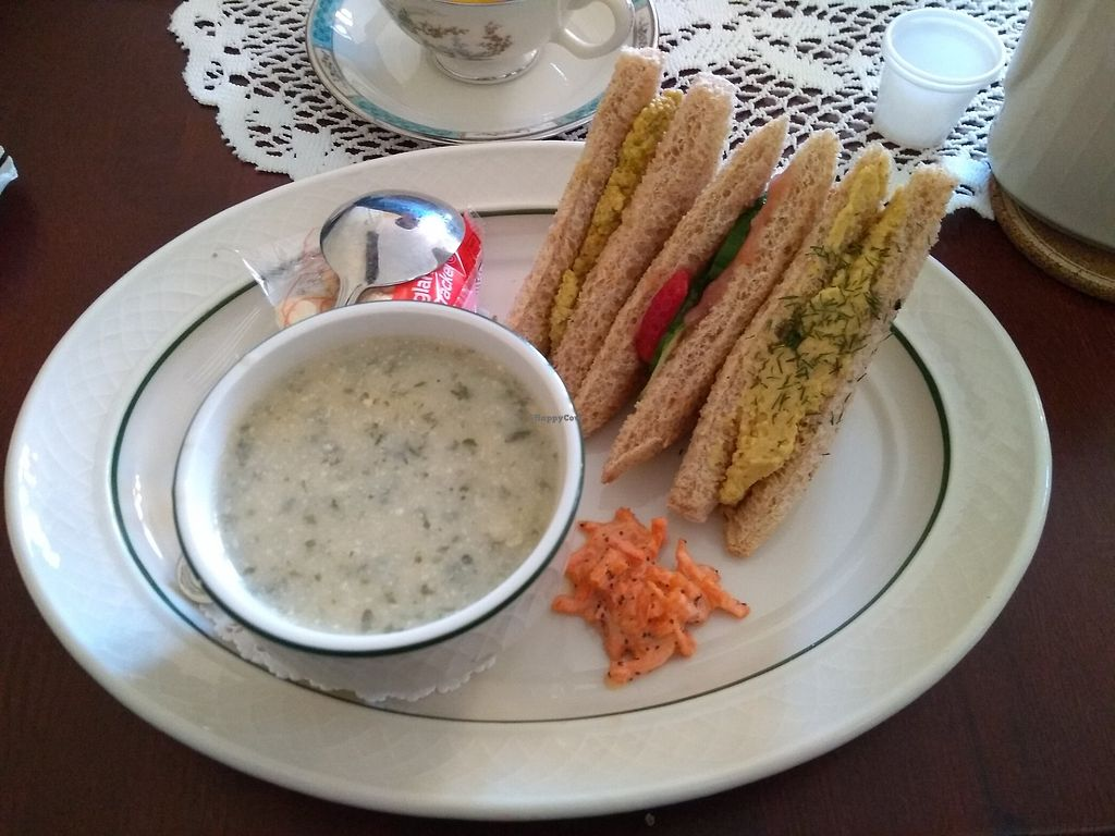Greenbridge Teahouse - Twinsburg Ohio Restaurant - HappyCow