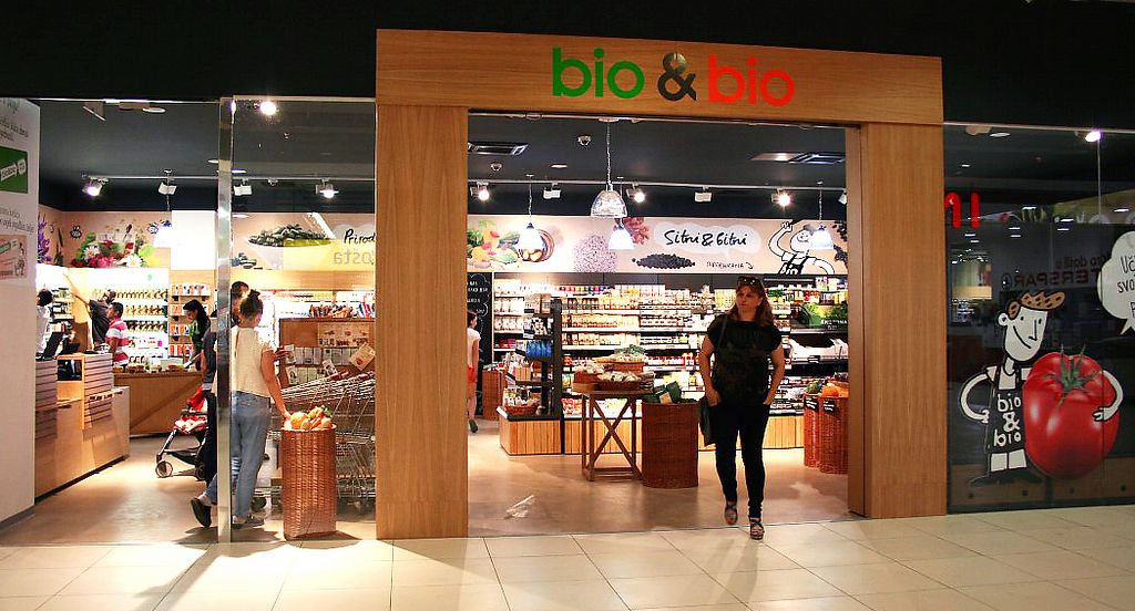 bio&bio - City Center One - Split Health Store - HappyCow
