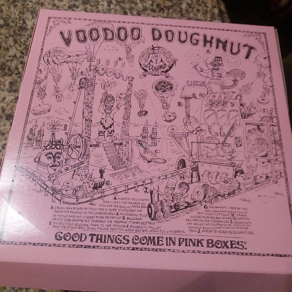 Voodoo Doughnuts - Austin Texas Bakery - HappyCow